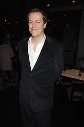 TOM PARKER-BOWLES at the opening of Marco the new Marco Pierre White restaurant at Stamford Bridge, Fulham Road, London on 25th September 2007.<br /><br />NON EXCLUSIVE - WORLD RIGHTS