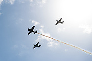 March 12-15, 2019: 1000 Miles of Sebring, World Endurance Championship. Flyover before the 1000 mile race.