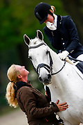 Sanne Vos - Just You and Me<br /> Youth Dressage Festival 2010<br /> © DigiShots