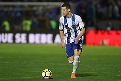 March 11, 2018 - Pacos Ferreira, Pacos Ferreira, Portugal - Porto's Portuguese defender Diogo Dalot in action during the Premier League 2017/18 match between Pacos Ferreira and FC Porto, at Mata Real Stadium in Pacos de Ferreira on March 11, 2018. (Credit Image: © Dpi/NurPhoto via ZUMA Press)