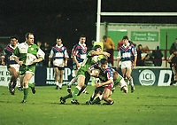 Ireland Vs France Interntional Rugby League match in Tolka Park, 04/11/1998 (Part of the Independent Newspapers Ireland/NLI Collection).