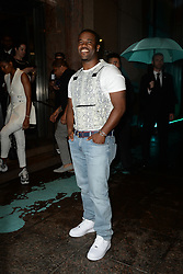 May 3, 2018 - New York, NY, USA - May 3, 2018  New York City..ASAP Ferg attending Tiffany & Co. 'Paper Flowers' jewelry collection launch on May 3, 2018 in New York City. (Credit Image: © Kristin Callahan/Ace Pictures via ZUMA Press)