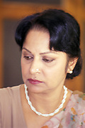 Waheeda Rehman is an Indian actress who has appeared in mainly Hindi films, as well as Telugu, Tamil and Bengali films. She is noted for her contributions to different genres of films from the 1950s, 1960s and early 1970s. She has received the Centenary Award for Indian Film Personality, the Filmfare Lifetime Achievement Award, the National Film Award for Best Actress and two Filmfare Awards for Best Actress throughout her career.