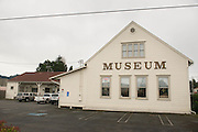 The Siuslaw Pioneer museum occupies an old school house and specializes in history of the Siuslaw River area.