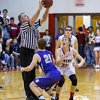 02-10-17 Berryville Sr. Boys vs. Green Forest