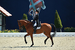 Rosen Josephine, (SUI), Infinio Ce<br /> Qualification Grand Prix Special<br /> Horses & Dreams meets Denmark - Hagen 2016<br /> © Hippo Foto - Stefan Lafrentz