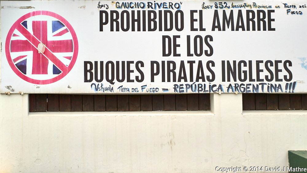 It Appears that British Pirates Are Not Allowed to Dock at the Port of Ushuaia in Argentina. Image taken with a Leica T camera and 18-56 mm lens (ISO 100, 32 mm, f/9, 1/400 sec). Raw image processed with Capture One Pro 8, Focus Magic, and Photoshop CC 2014.