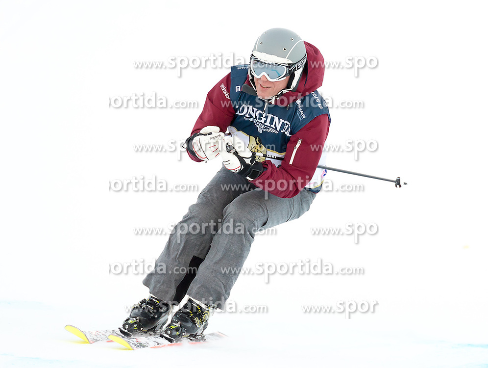 21.01.2017, Hahnenkamm, Kitzbühel, AUT, FIS Weltcup Ski Alpin, KitzCharity Trophy, im Bild Harti Weirather (UBS 3) // during the KitzCharity Trophy of FIS Ski Alpine World Cup at the Hahnenkamm in Kitzbühel, Austria on 2017/01/21. EXPA Pictures © 2017, PhotoCredit: EXPA/ Serbastian Pucher