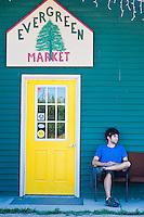 Evergreen market: Latin Markets in Traverse City