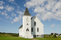 Calvin United Church, Margaree Harbour, Nova Scotia