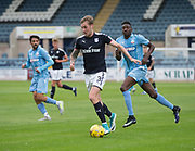Dundee&rsquo;s Kevin Holt - Dundee v Bolton Wanderers pre-seson friendly at Dens Park, Dundee, Photo: David Young<br /> <br />  - &copy; David Young - www.davidyoungphoto.co.uk - email: davidyoungphoto@gmail.com