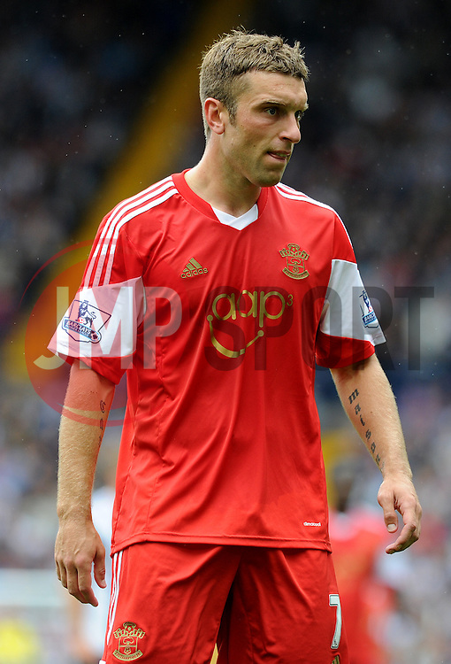 Southampton's Rickie Lambert  - Photo mandatory by-line: Alex James/JMP - Tel: Mobile: 07966 386802 17/08/2013 - SPORT - FOOTBALL - The Hawthorns - West Bromwich -  West Brom V Southampton - Barclays Premier League