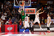 Gasper Vidmar<br /> Umana Reyer Venezia vs Banvit<br /> FIBA Basketball Champions League 2017/2018<br /> Venezia,  10/10/2017<br /> Foto Ciamillo-Castoria/A. Gilardi