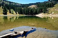 Shadow Lake, below Jupiter Peak, Park City, Utah, USA