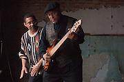 Phil Raney & Joe Gothard from Urban Jazz Coalition in Columbus