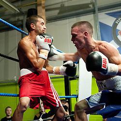 Iain Butcher v Stefan Slavchev | Rivals Gym, Wishaw |  06 October 2012