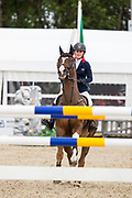 Jodie Hall Mcateer - Salt'n Peppa<br /> European Championships 2019<br /> © Digishots