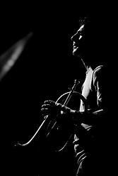Rionero in V. (PZ) 07.06.2010 - Paolo Fresu in Concert at Vulcanica Live Festival 2010.