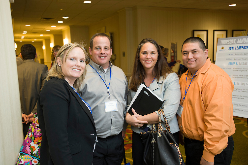 Photograph from the 2014 Raise Your Hand Texas Leadership Symposium for Texas principals and featuring continuing education program.