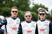 June 12-17, 2018: 24 hours of Le Mans. 10 DragonSpeed, BR1-Gibson, Ben Hanley, Henrik Hedman, Renger van der Zande