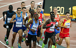 London, August 10 2017 . Men's 1500m heats on day seven of the IAAF London 2017 world Championships at the London Stadium. © Paul Davey.