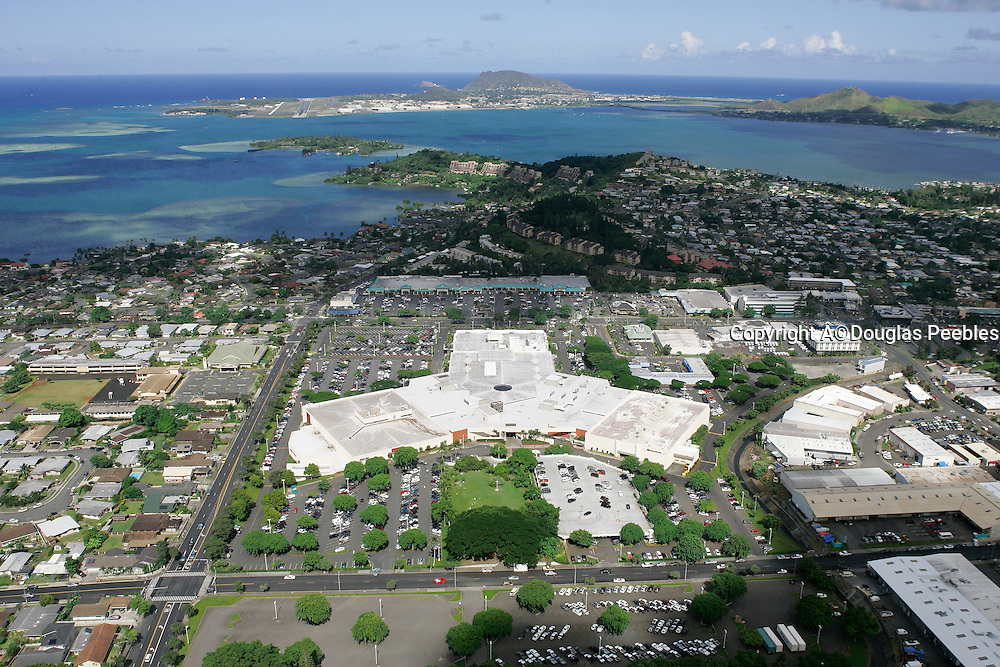 Windward Mall, Kaneohe, Hawaii