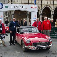 Car 39 John Dignan Colin Ruston MG B_gallery