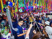 24 NOVEMBER 2018 - BANGKOK, THAILAND:  The Red Cross Fair is an annual event in Bangkok. The 2018 Fair marks 125 years of service for the Red Cross in Thailand.     PHOTO BY JACK KURTZ
