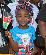 Kenyans Welcome Pope Francis