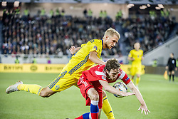 October 11, 2018 - Kaliningrad, Russia - UEFA Nations league, Ryssland - Sverige, 0 - 0 (Credit Image: © Bardell Andreas/Aftonbladet/IBL via ZUMA Wire)