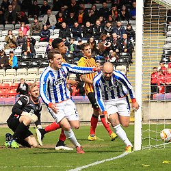 Partick Thistle v Kilmarnock | Scottish Premiership | 16 May 2015
