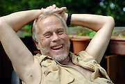 Carl Brown photographed for The Highlander, Tuesday June 3, 2008 in Louisville, Ky.(Photo by Brian Bohannon/www.brianbohannon.com)