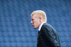 Falkirk's manager Gary Holt.<br /> Falkirk 1 v 2 Hamilton, Scottish Championship 31/8/2013.<br /> &copy;Michael Schofield.