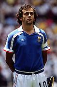 Michel Platini, France, World Cup 1986.