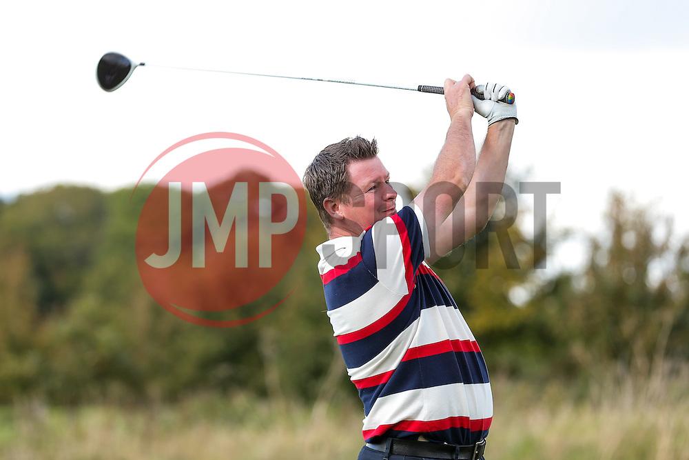 Team Rateavon take part in the annual Bristol Rovers Golf Day - Rogan Thomson/JMP - 10/10/2016 - GOLF - Farrington Park - Bristol, England - Bristol Rovers Golf Day.