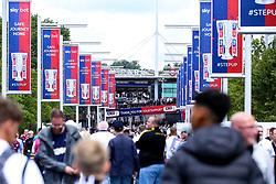Sky Bet branding - Mandatory by-line: Robbie Stephenson/JMP - 27/05/2019 - FOOTBALL - Wembley Stadium - London, England - Aston Villa v Derby County - Sky Bet Championship Play-off Final