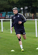 Dundee&rsquo;s Josh Meekings during Dundee training at the University Grounds, Riverside, Dundee<br /> <br />  - &copy; David Young - www.davidyoungphoto.co.uk - email: davidyoungphoto@gmail.com