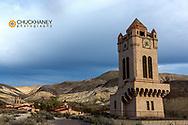Scottys Castle in Death Valley National Park, California, USA