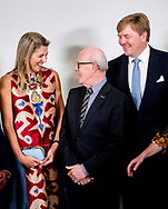 igone de jongh en vriendin van Thijs Romer, 15-9-2017  AMSTERDAM - Koning Willem-Alexander en Hare Majesteit Koningin Maxima zijn vrijdagavond 15 september aanwezig bij de premi&egrave;revoorstelling 'Ode aan de Meester' in Nationale Opera &amp; Ballet in Amsterdam. Het Nationale Ballet brengt deze dansvoorstelling als eerbetoon aan vaste choreograaf Hans van Manen, ter gelegenheid van zijn 85e verjaardag. COPYRIGHT ROBIN UTRECHT<br /> <br /> 15-9-2017 AMSTERDAM - King Willem-Alexander and Her Majesty Queen Maxima will be presenting the premiere performance 'Ode aan de Meester' in National Opera &amp; Ballet in Amsterdam on Friday September 15th. The National Ballet brings this dance show as a tribute to permanent choreographer Hans van Manen, on the occasion of his 85th birthday. COPYRIGHT ROBIN UTRECHT