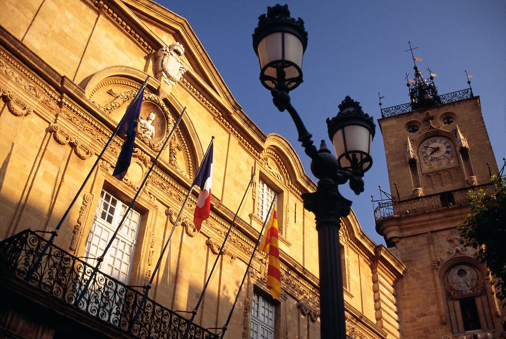 France, Aix-en-Provence, Hotel de Ville
