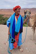 Touareg, Ouarzazate, Morocco