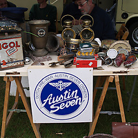 Austin 7 parts for sale, British Autojumble Waalwijk, Netherlands, on 30 June 2013