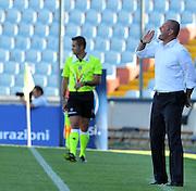 Udine, 02 Ottobre 2011.Campionato di calcio Serie A 2011/2012  6^ giornata..Udinese vs Bologna. Stadio Friuli..Nella Foto: Pierpaolo Bisoli, allenatore Bologna..© foto di Simone Ferraro