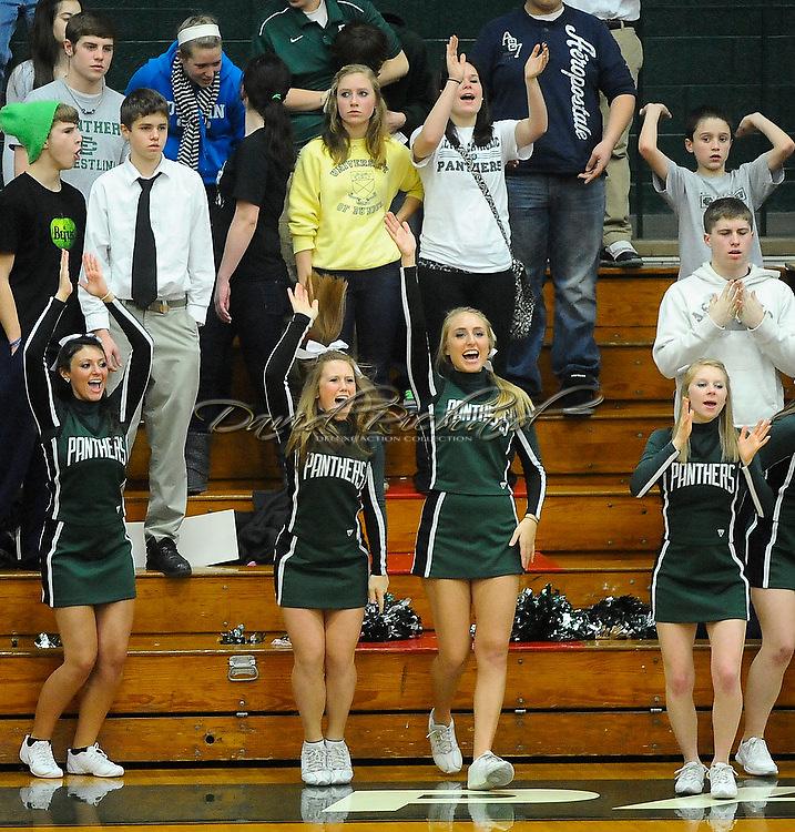 The Elyria High boys varsity basketball team defeated host Elyria Catholic on January 25, 2011.