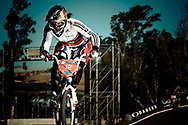 # 12 (READE Shanaze) GBR at the UCI BMX Supercross World Cup in Santiago del Estero, Argintina.
