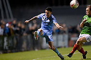 SYDNEY, AUSTRALIA - AUGUST 21: Melbourne City player Marcelo Cabrera (8) kicks the ball during the FFA Cup round of 16 soccer match between Marconi Stallions FC and Melbourne City FC on August 21, 2019 at Marconi Stadium in Sydney, Australia. (Photo by Speed Media/Icon Sportswire)