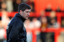 Bristol Rovers Manager Darrell Clarke - Mandatory by-line: Robbie Stephenson/JMP - 19/04/2016 - FOOTBALL - Lamex Stadium - Stevenage, England - Stevenage v Bristol Rovers - Sky Bet League Two