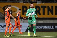 Lionel CAPPONE  - 06.03.2015 - Nancy / Laval - 27eme journee de Ligue 2 <br />Photo : Fred Marvaux / Icon Sport