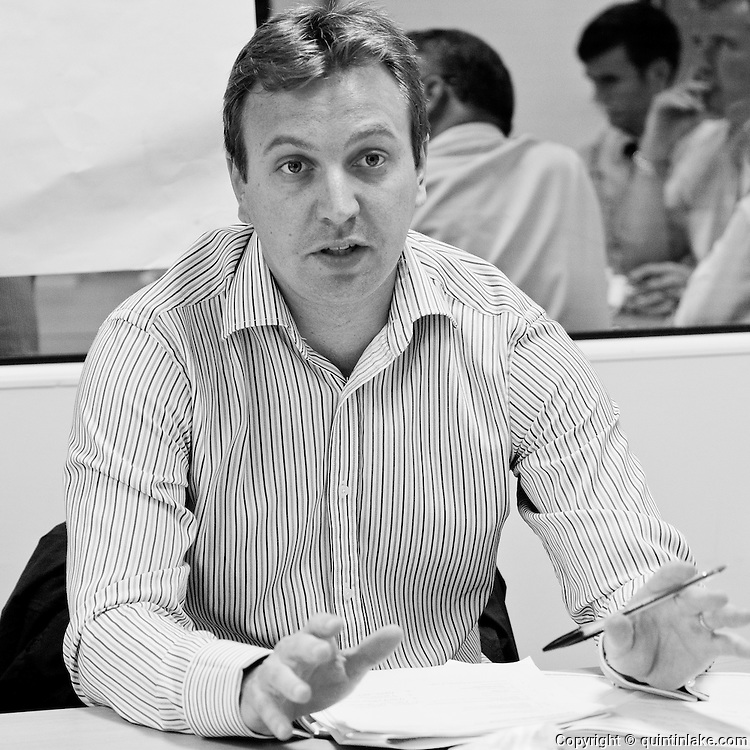 David Woolley, M&E Engineer, Hoare Lea