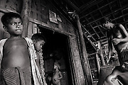"Crama is a new religion of indigenous Mro (Murong) which is introduced by Manley Mro in 1984. The Mro community have been living in the south-eastern hills of Bangladesh for more than hundreds of years. After introducing their lost religion by Manley, many Mro communities started believing and abiding the laws of ""Crama (or Khrama)"". Crama is now working as spiritual and philosophical catalyst for change in the Mro community and leading as a tool for change of their socio-cultural and economical transformation.  Image © Mohammad Rakibul Hasan/Falcon Photo Agency"